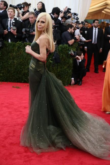 Donnatella Versace
