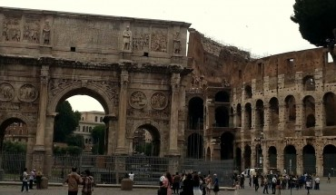 One Day in Rome.