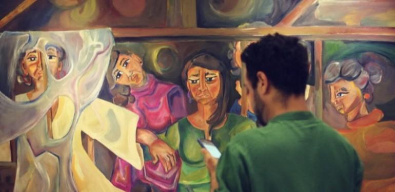 Preconceived Dreams Taseer Art Gallery