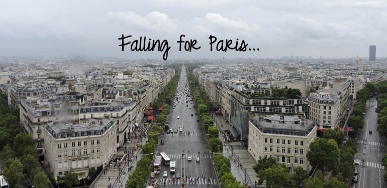 Amna Niazi Paris Travelogue
