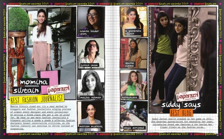 Best Fashion Blog Award SiddySays