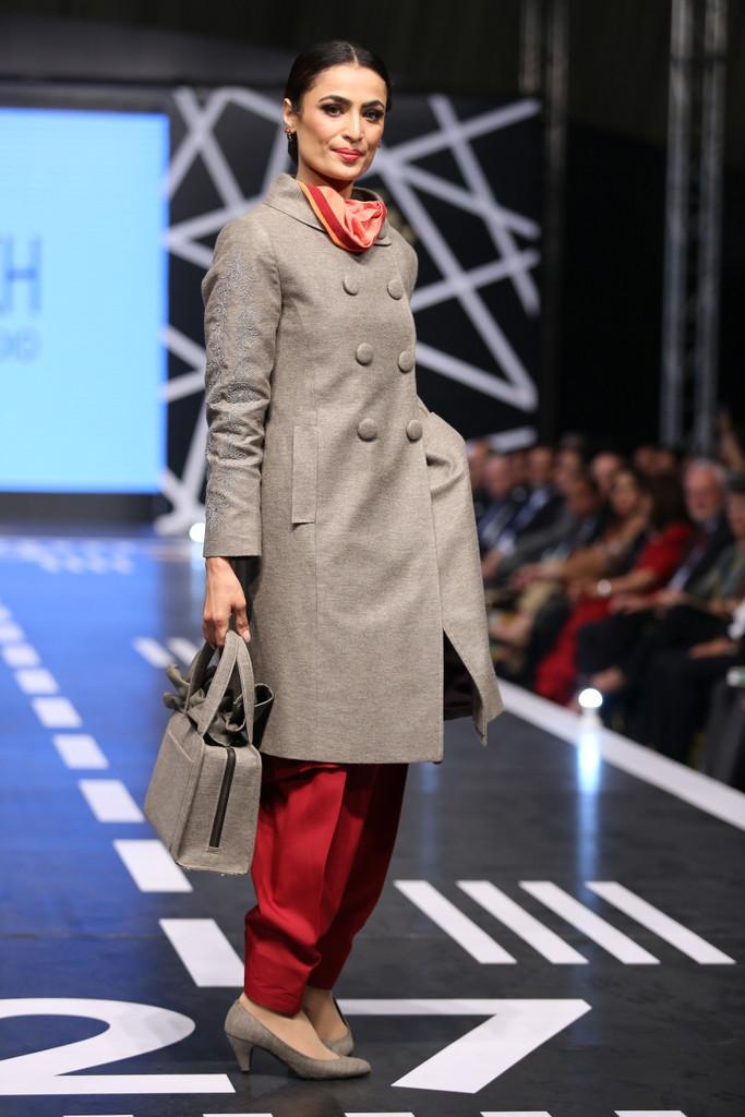 Yasmeen Sheikh for PIA