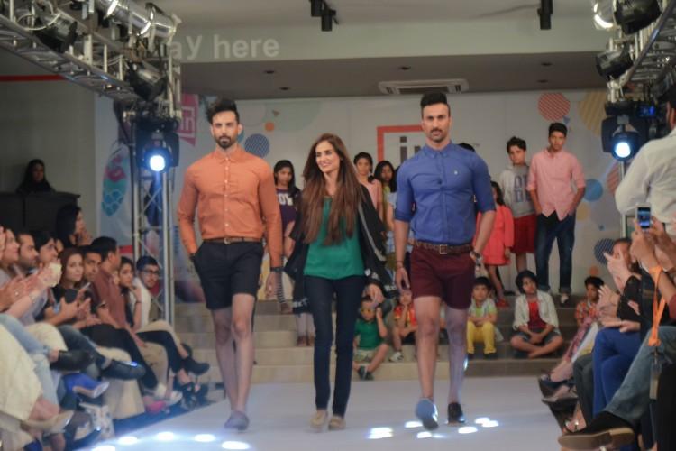 Mehreen Syed International Fashion Academy of Pakistan