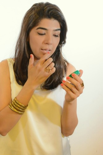 Sadaf Zarrar Red Lipstick Tricks