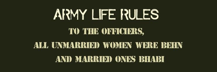 Life of An Army Brat