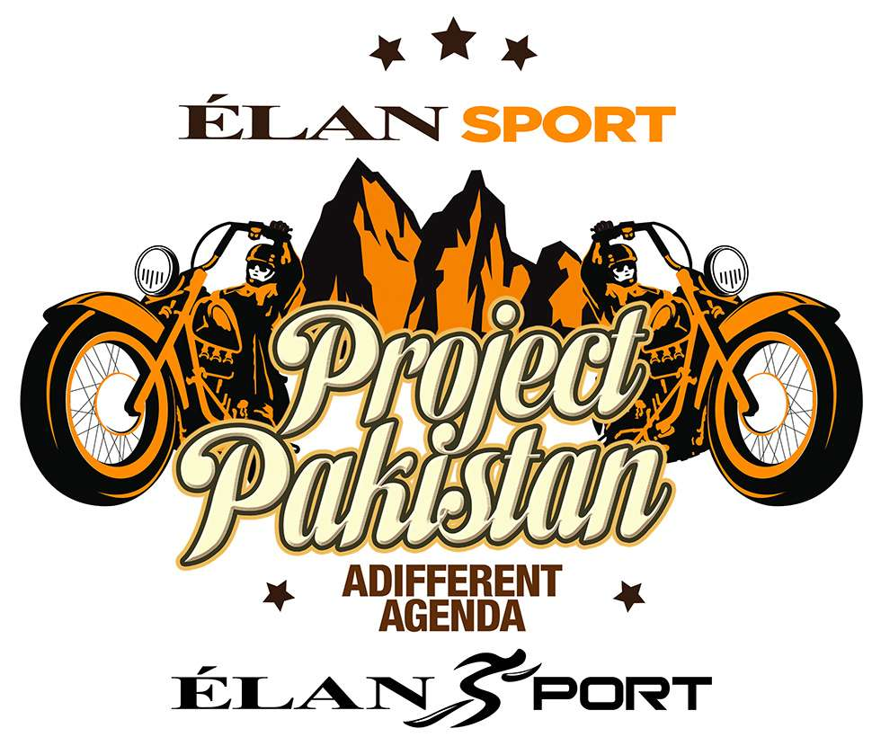 Elan Sport - Project Pakistan - ADifferent Agenda - Logo