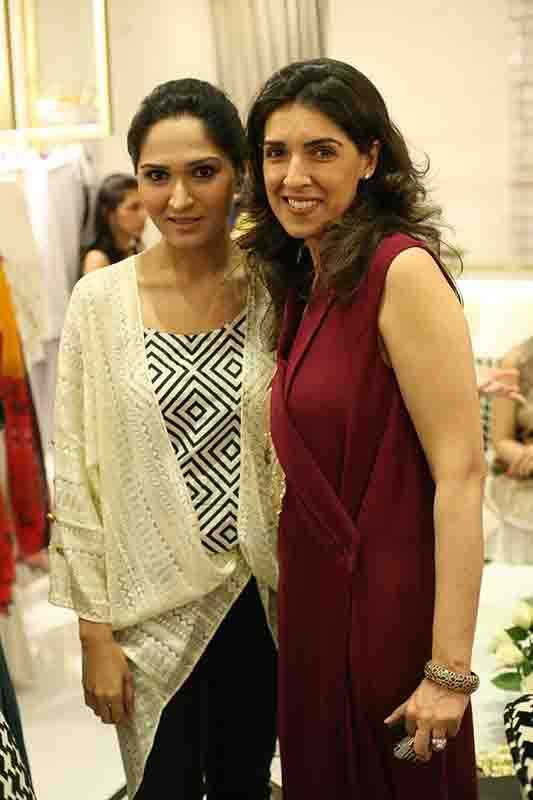 Sania & Maheen