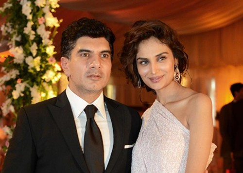 Ahmad Sheikh and Mehreen Syed