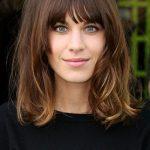 Alexa Chung Ombre Hair Trend