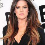 Kardashian Ombre Hair