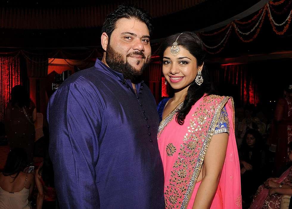 Riyaaz and Kiran Chaudhry