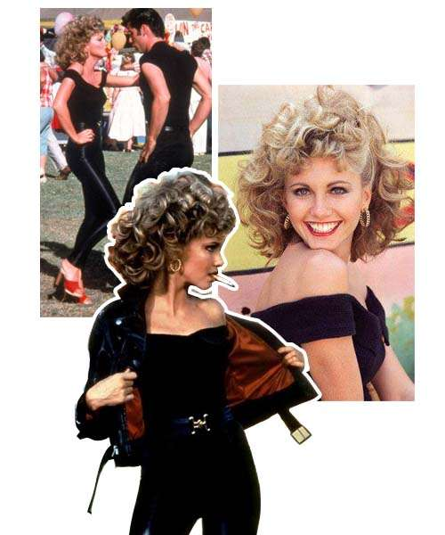 sandra dee grease fashion