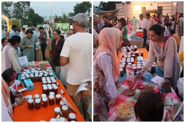 Khalis Food Market Lahore