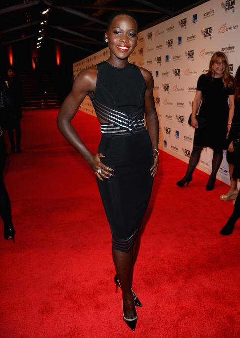 """Twelve Years A Slave"" - Accenture Gala - Red Carpet Arrivals: 57th BFI London Film Festival"