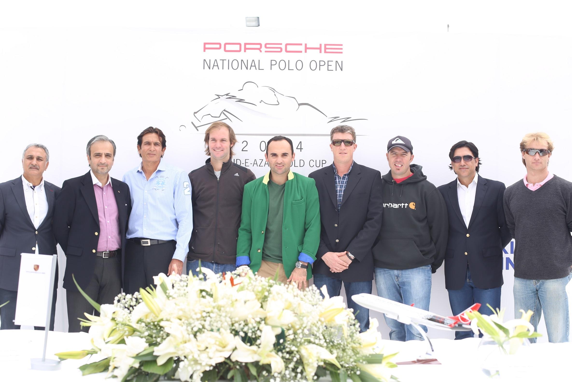 Porche National Polo Cup 2014