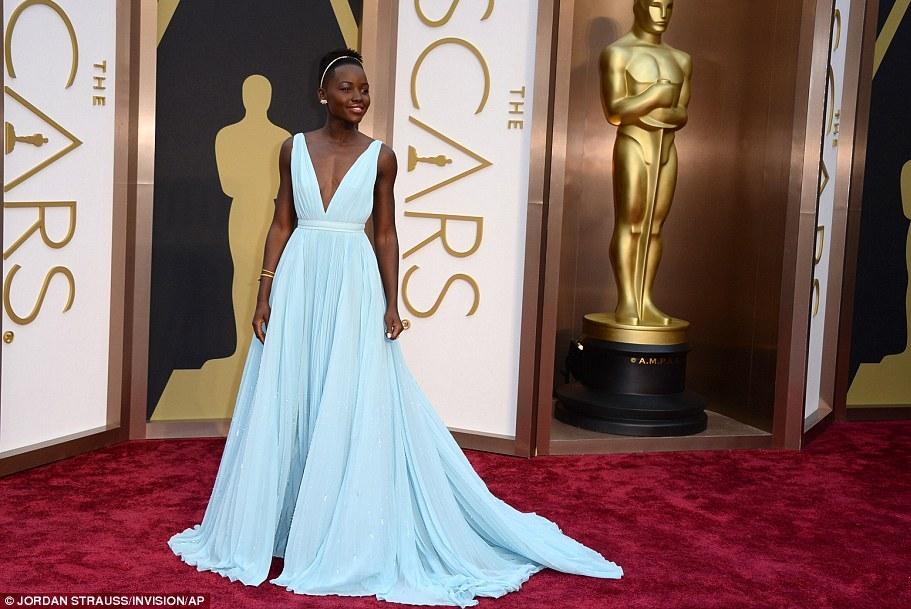 Prada Oscars 2014
