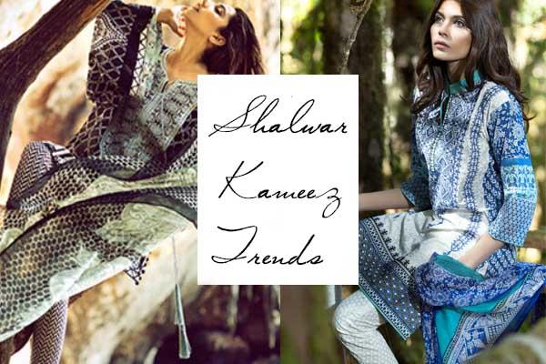 Shalwar Kameez Trend 2014 Title