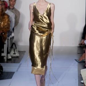 Metallic Luxe Trend