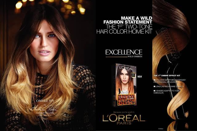 Loreal Ombre