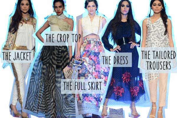 Trends at PSFW 2014