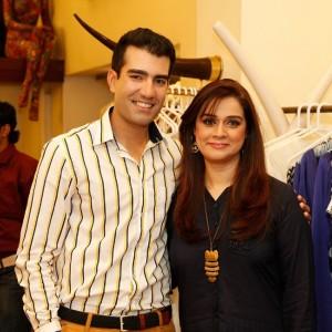 meherbano sethi & aamir mazhar