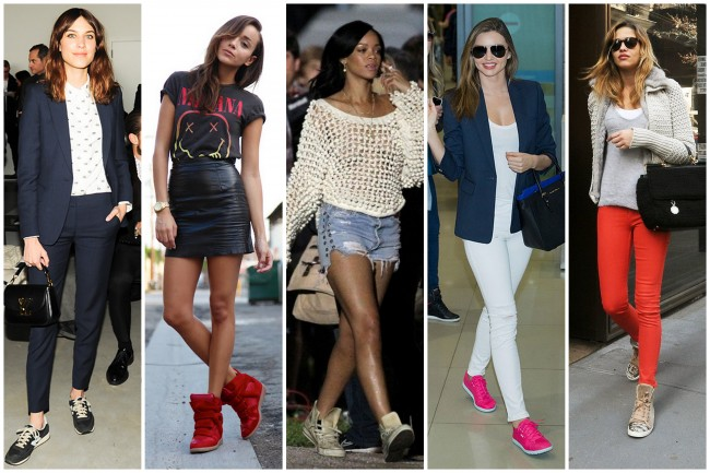 Trainers Trend