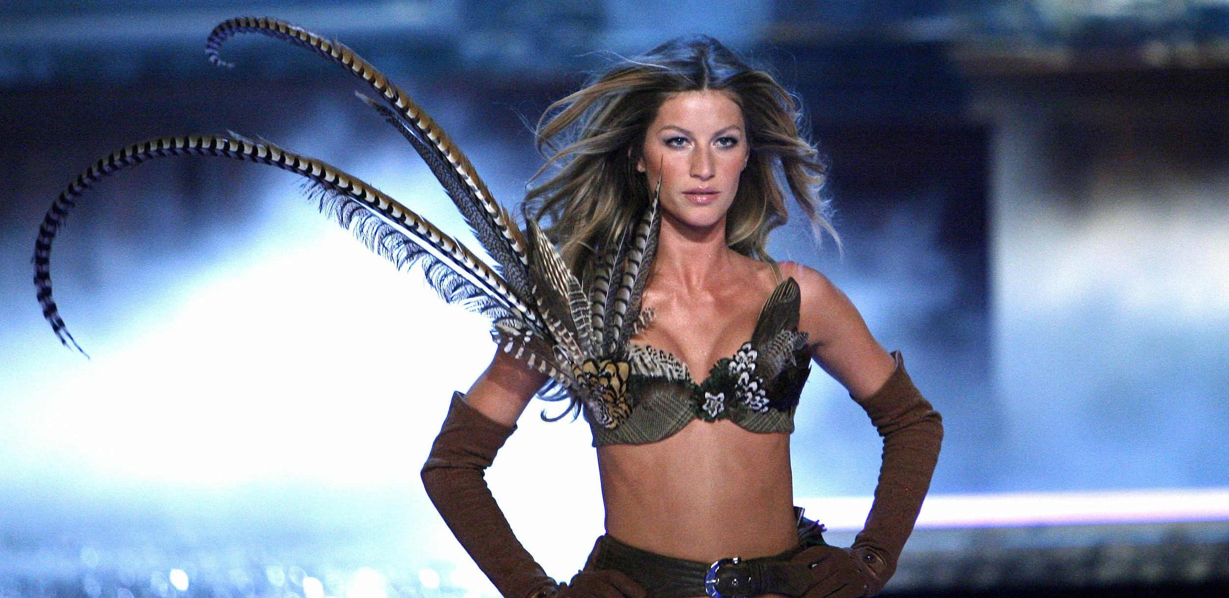 Gisele to present World Cup