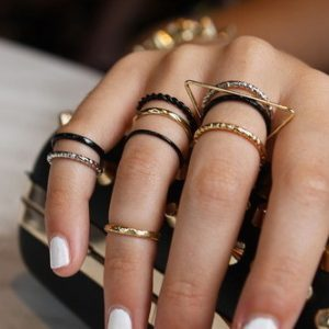 Midi Ring Trend