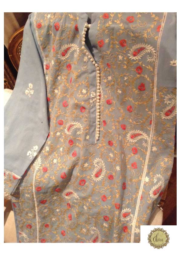 Dara Hand Embroidered Kurtas
