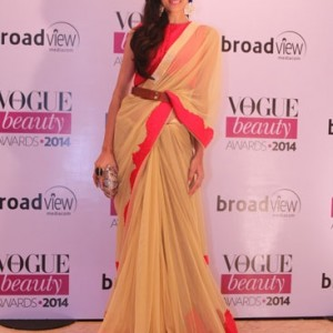 VOGUE INDIA BEAUTY AWARDS 2014 RED CARPET