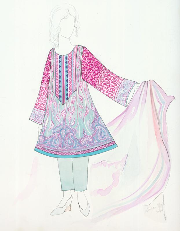 Noor by Pasha