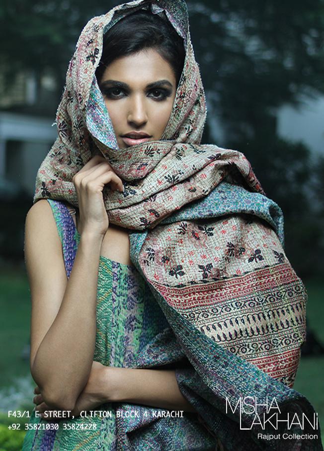 Misha Lakhani Eid ul Fitr 2014