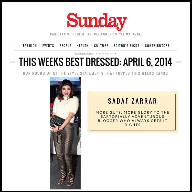 Sadaf Zarrar SiddySays Press