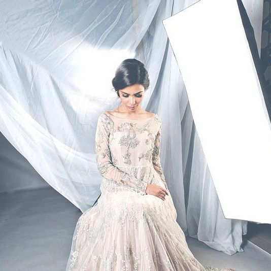 Humaima Malick for Nida Azwer