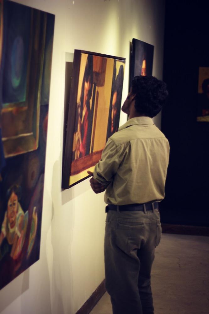 Preconceived Dreams Taseer Art Gallery Saba Zahid Sidra Asim Zoya Manan