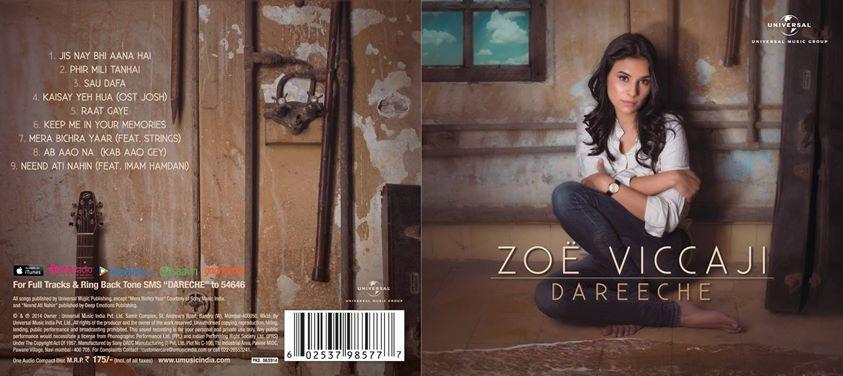 Zoe Viccaji Dareeche