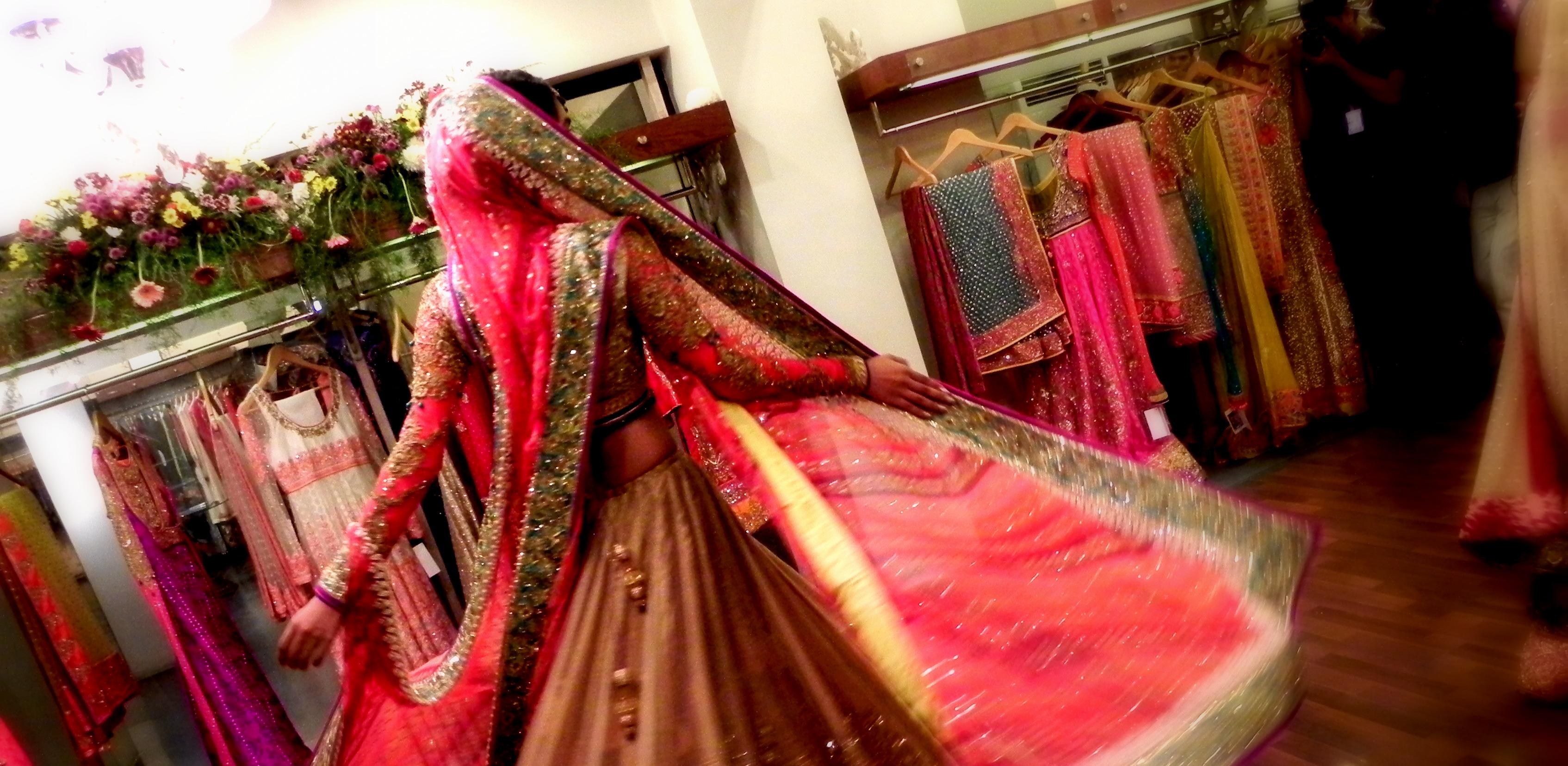 Nomi Ansari Bridal Showcase