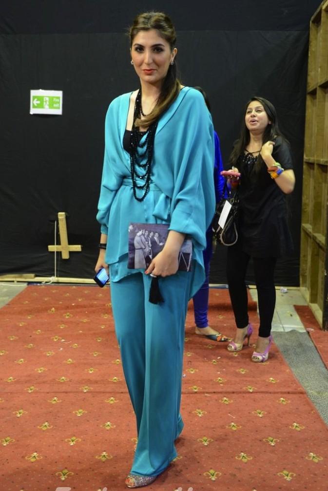 Khadijah Shah Red Carpet