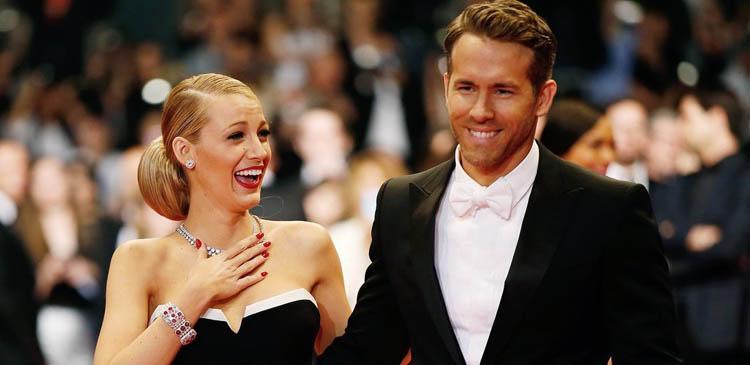 Blake and Ryan Couple Moments