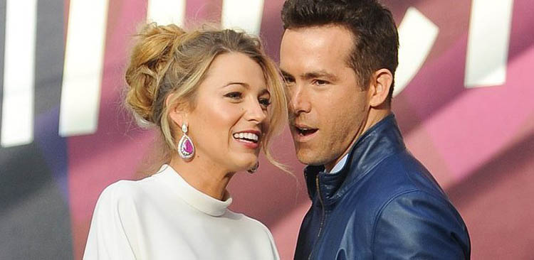 Blake Lively is Pregnant