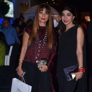 Frieha Altaf and Sadaf Zarrar