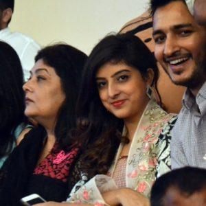 Foha Raza, Amjad Bhatti