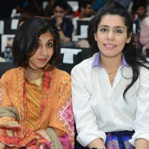 Maliha Rehman and Mahnum Kabir