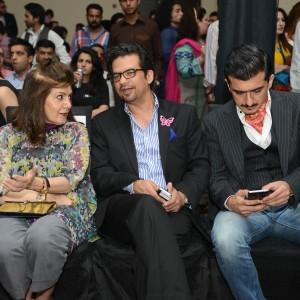 Nasreen Sheikh, Saad Ali, Moazzam Ali Khan