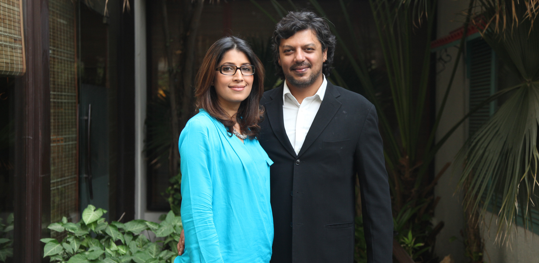 Vaneeza and Ali