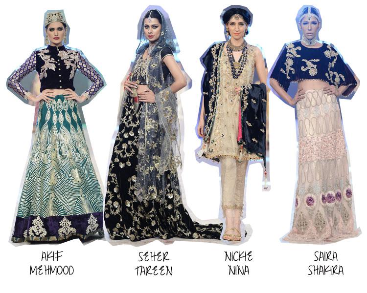 Velvet Trend for Bridals