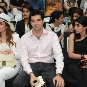 Zahraa Saifullah, DJ Barrister, Sadaf Zarrar