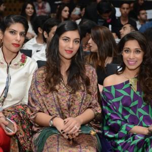 Zainab Cheema, Meher Tareen, Momina Sibtain