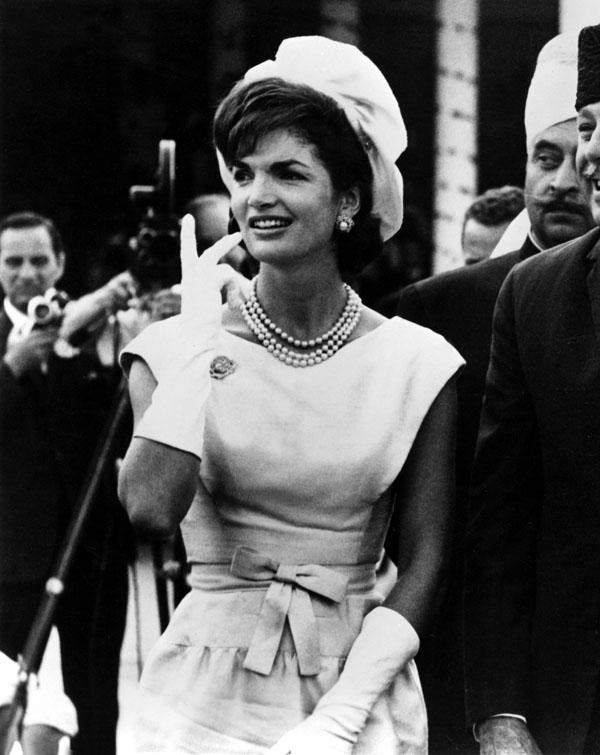 Jackie Kennedy Oscar de la Renta