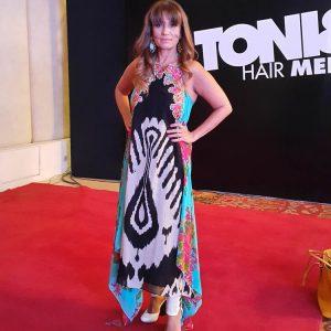 Frieha Altaf at Toni&Guy HMW